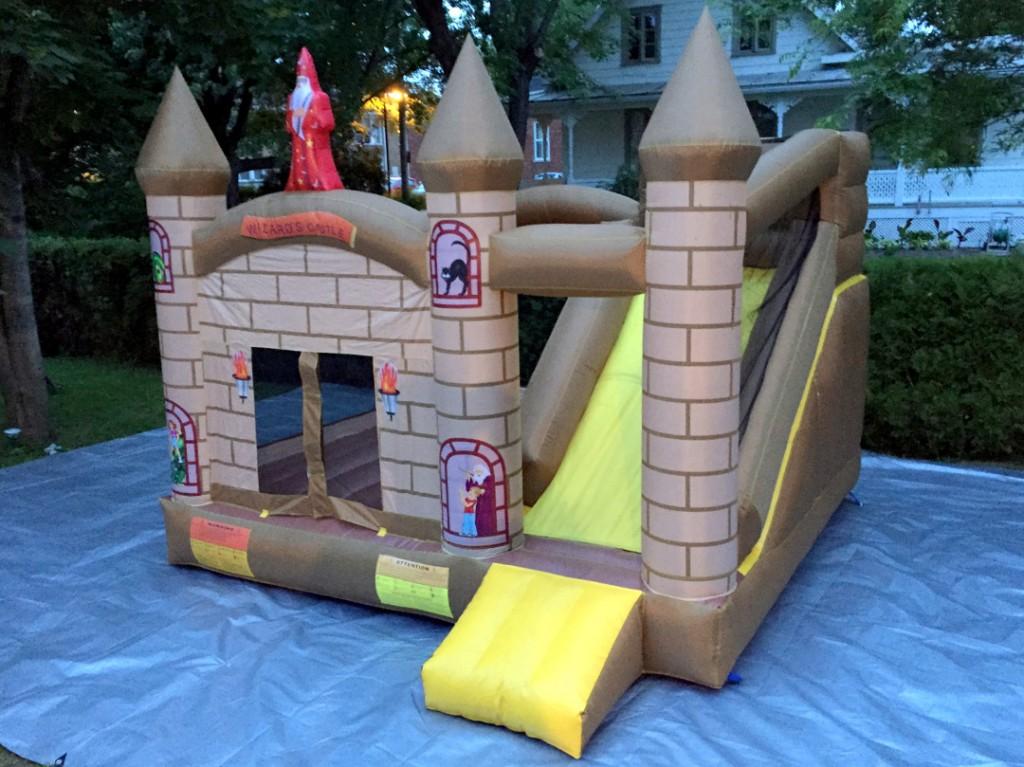 château magicien